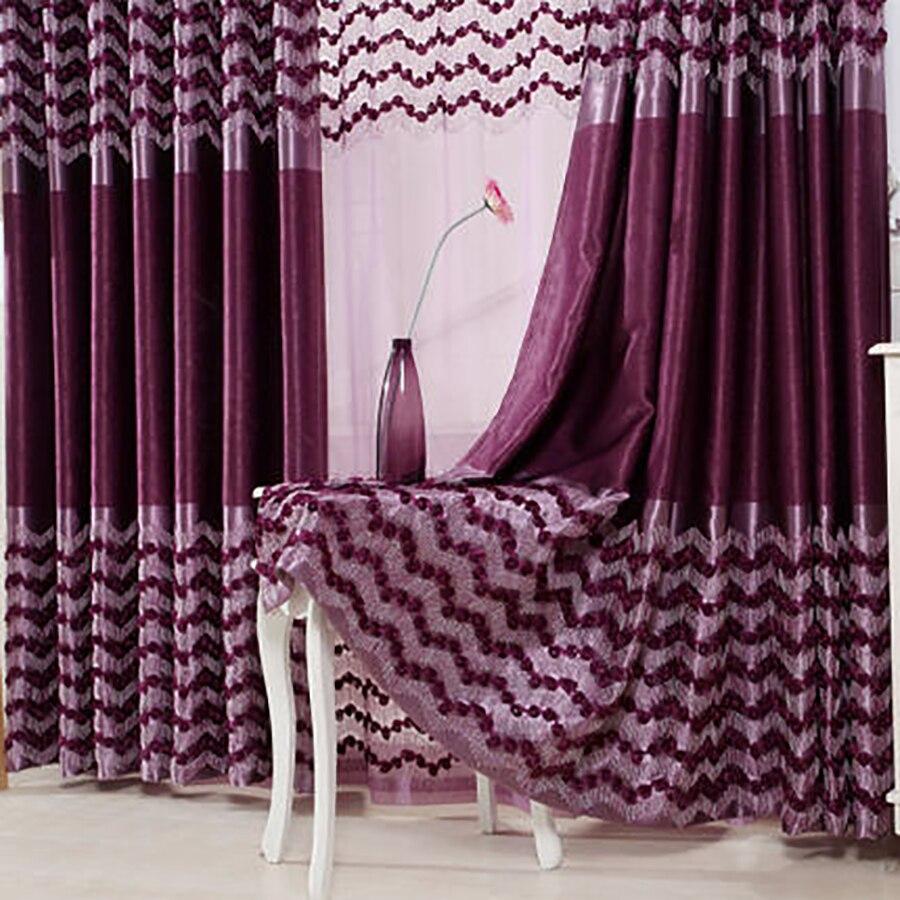 Online kopen wholesale luxe gordijnen gordijnen uit china luxe ...