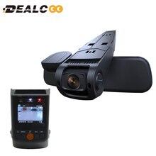 2017 Free Shipping Dealcoo DVR B40 DVR Novatek 96650 Sony IMX323 6G 170 Degree Lens H.264 1080P Mini Car Dash Car Camera Car DVR