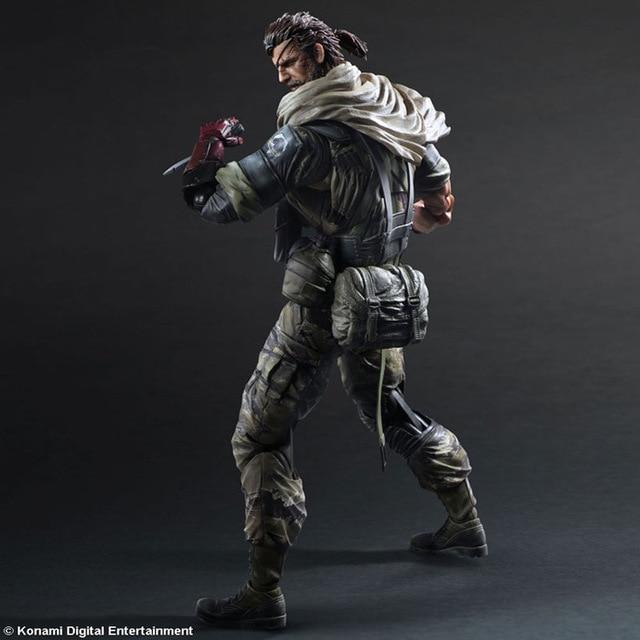 Фигурка Веном Снейк Metal Gear 28 см  2