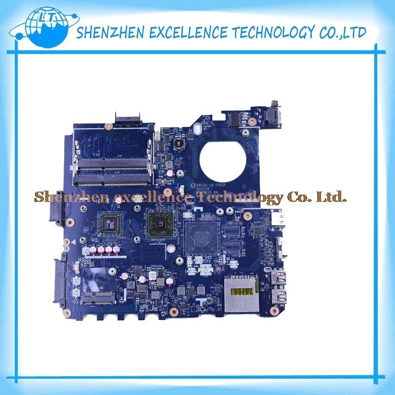 ФОТО Original For Asus X43B K43U X43U laptop motherboard with E450 cpu PBL50 LA-7321P main board free shipping