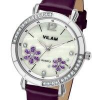 VILAM 2018 Dames Montre-Bracelet Femmes Marque Célèbre Femme Horloge Quartz Montre Hodinky Quartz-montre Montre Femme Relogio Feminino