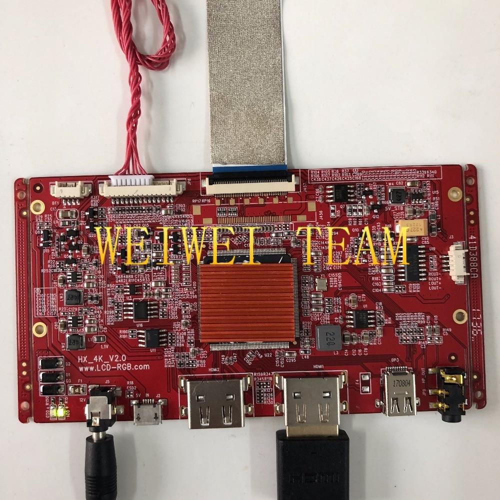 3840*2160 4K Driver Board Mainboard Controller Control Board Motherboard lq173d1jw31 HDR Speker Header3840*2160 4K Driver Board Mainboard Controller Control Board Motherboard lq173d1jw31 HDR Speker Header