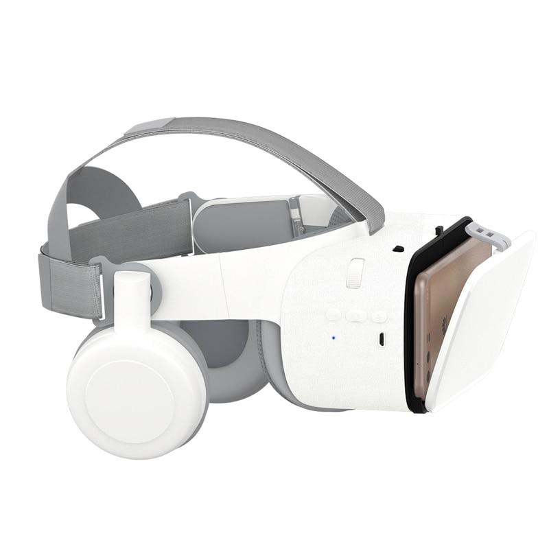 Bobo Bobovr Z6 Casque Helmet 3D VR Glasses Virtual Reality Headset For iPhone Android Smartphone Smart Phone Goggles Lunette Set