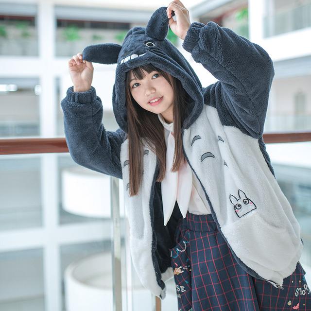 Studio Ghibli My Neighbor Totoro – Warm Totoro Jacket