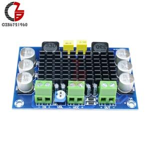 Image 4 - 100W TPA3116 Power Amplifier Board DC 12V 24V TPA3116DA Mono Channel Digital Stereo Audio Amplifier Board High Power AMP Module