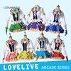 Love Live Arcade Series Tojo Nozomi Cosplay Costume Nishikino Maki School Uniform Lovelive Women Yazawa Nico