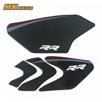 HP4 2017 carbon fiber for BMW motorcycle accessories decal sticker tank pad for BMW S1000RR HP4