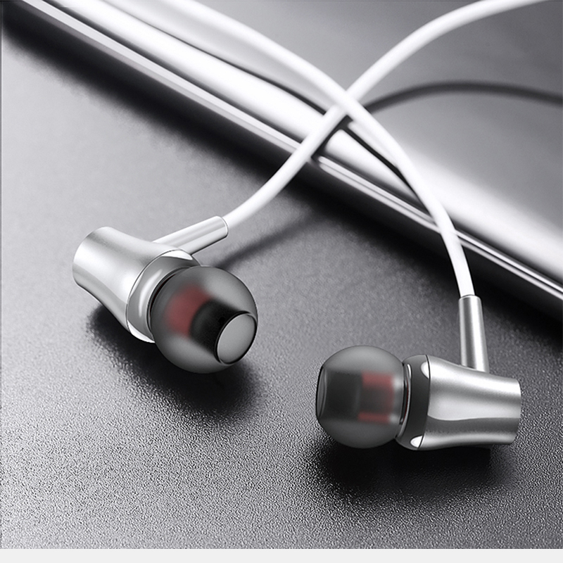 Phone Wired Earphone For Phone Stereo Sound Headset In-Ear Earphone With Mic earphones Universal For Samsung For iPhone N20C