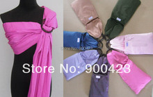 10 color choise new design Baby carry Baby Carriers ring Slings / 1 PCS HAS EASY TO ADJUST RINGS SLING+free shipping