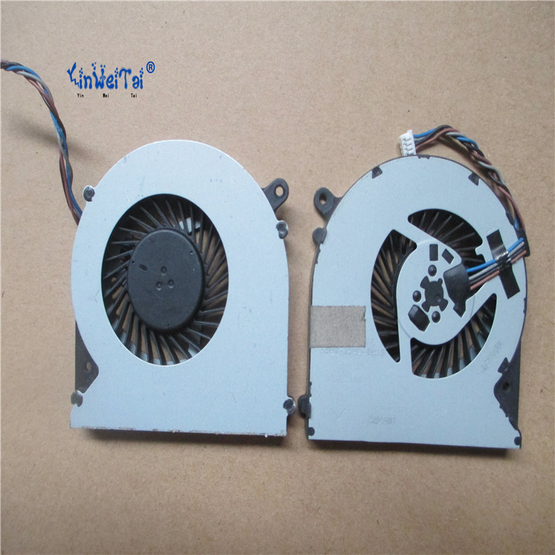 New Laptop CPU Cooling Fan for toshiba Satellite L50 L50D L50DT L50T L55 L55D L55DT L55T 6033B0032201 KSB0705HA-CF18 V000300010 for toshiba satellite l755 l505 s5983 heatsink w cooling fan 3cblbta0i00
