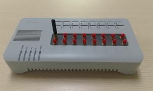 Image 4 - Original DBL GOIP16 Quad band pasarela VOIP GSM 16 canales GOIP 16 GOIP 16 IMEI cambiar sim rutas bancarias 16 tarjetas SIM SMS VOIP