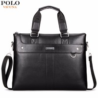 Awen Factory Directly Sale Good Quality High Capacity Leather Men Briefcase Wholesale Price Portadocumentos Maletines Homme