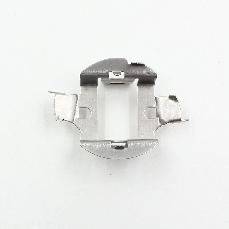 Image 4 - FSYLX 2pc H7 HID Lamp Bulbs Retainer Clips Adapter Holders for BMW/Audi/Mercedes/VW H7 HID xenon adaptor for VW Sagitar MAGOTAN-in Base from Automobiles & Motorcycles