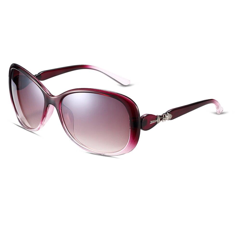 Hot YJMH048 1 Oval Wrap Acetate UV400 font b Sunglasses b font for women 2017 New