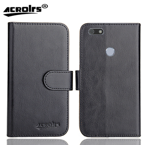 NUU Mobile A5L Case 6 Colors Dedicated Leather Exclusive Special Crazy Horse Phone Cover Cases Credit Wallet+Tracking(China)