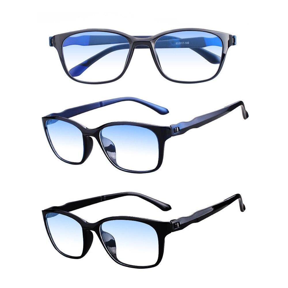 Computer-Goggles Glasses Anti-Blue-Ray Radiation-Protection Ultralight UV400 TR90 Flexible