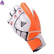 Gloves-latex goalkeeper plam goal keeper latex soccer football training gloves men