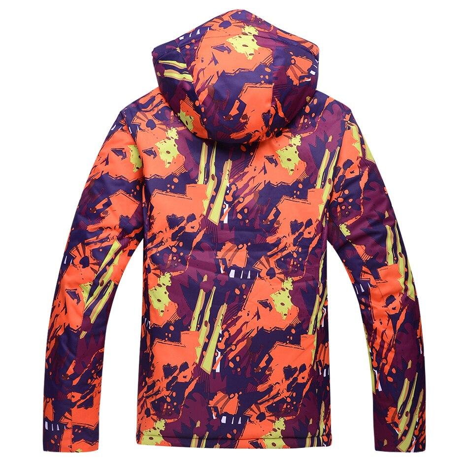 TRINGA Hot Ski costume femmes marques 2019 nouveau extérieur thermique imperméable coupe-vent respirant neige hiver Ski Snowboard vestes - 2