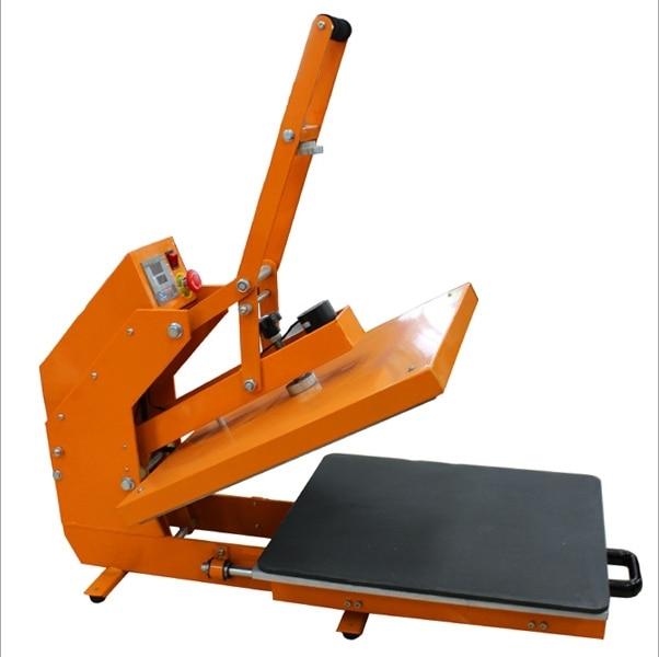 Pneumatic Automatic Heat Press Machine heat