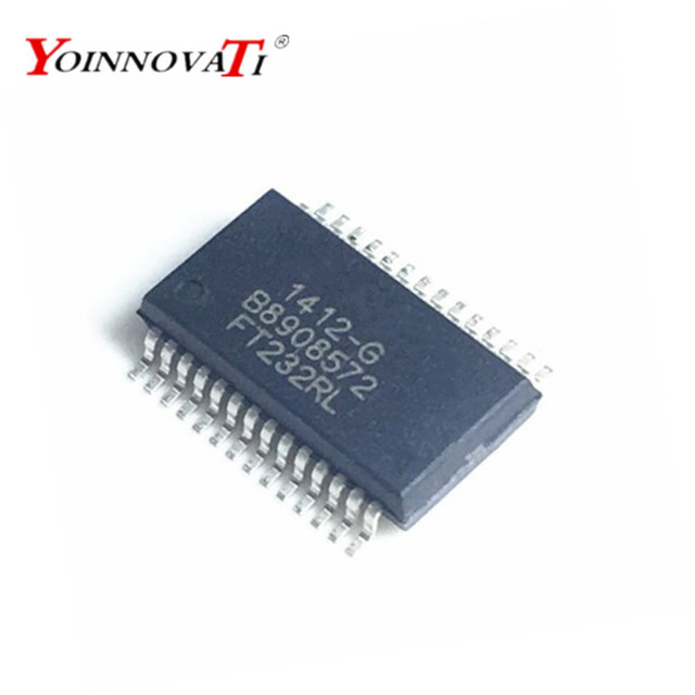 30pcs/lot FT232RL FT232 SSOP28 IC Best quality.