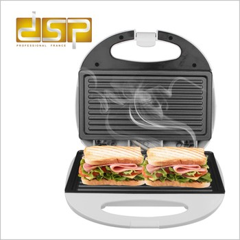 DSP Sandwich maker Portable high quality Panini maker Grill sandwiches maker home appliance  KC1004 нож для пиццы