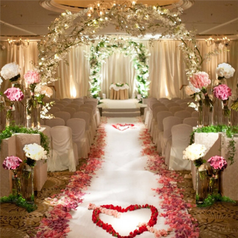2000pcslot artificial wedding rose petals flower petals wedding 2000pcslot artificial wedding rose petals flower petals wedding supplies favor party decoration carpet wedding accessories in artificial dried flowers junglespirit Images