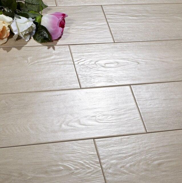Antique Beige Brick Wood Graining Living Room Floor Tile Tile Floor Tile  Foshan Imitation Wood Grain Tiles 150x600