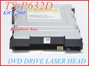 Image 4 - New TS P632 DVD+R/RW DRIVE TS P632D/SDEH Replacement  Player/Recorder overview TS P632D Mechanism ASSY