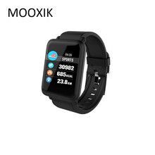 MOOXIK M28 Big Screen Smart Watch Men Heart Rate Monitor Fitness Sports Waterproof Bluetooth For Android Xiaomi iPhone