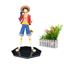 Hot Toy Anime One Piece Monkey D. Luffy 41 Generation PVC Action Figure Collectible Model Christmas Gift Toy For Children anime one piece film gold monkey d luffy shanks edward newgate pvc figure collectible model toy