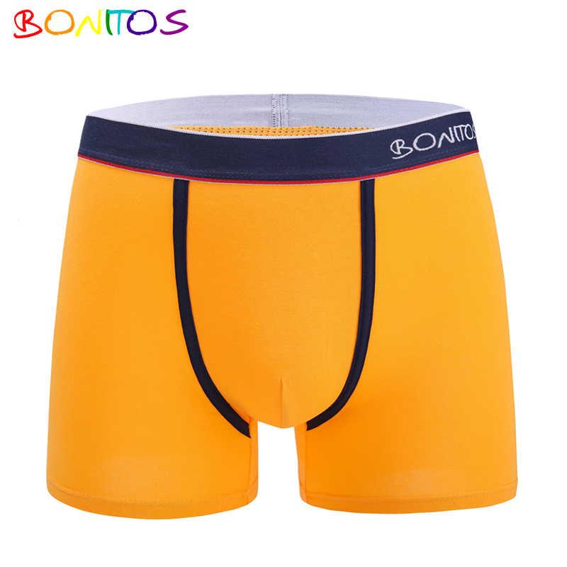 d01c8aa9064c BONITOS Brand Underpants Male Boxer Cotton Cuecas Men Boxer Shorts  Underwear Boxers Men Cueca Boxers Male