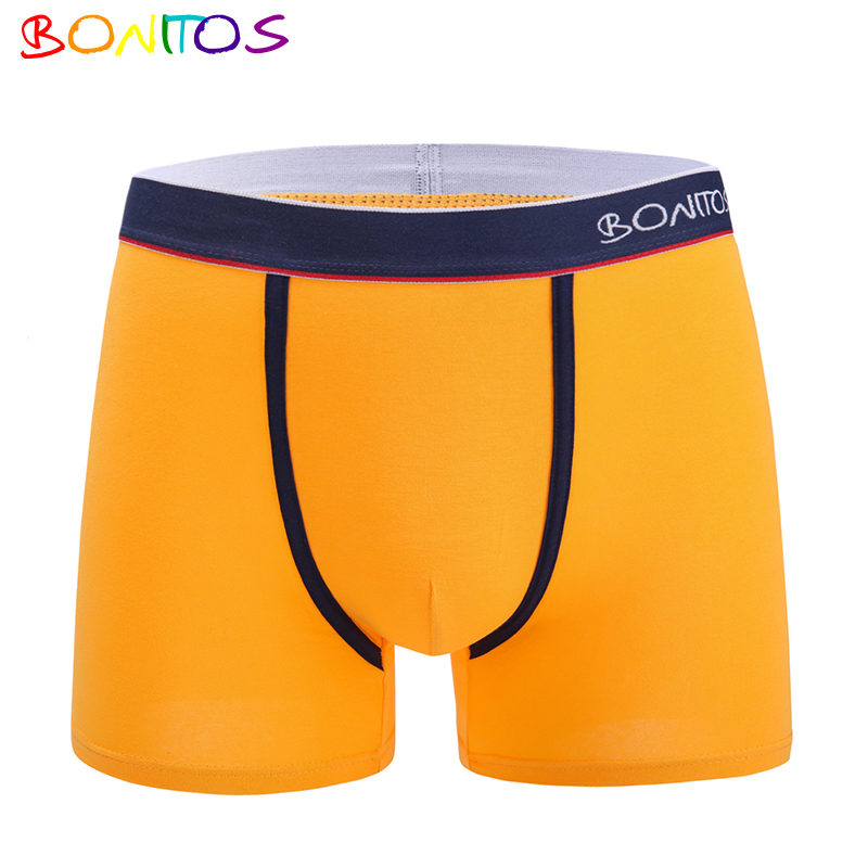 BONITOS Brand Underpants Male Boxer Cotton Cuecas Men Boxer Shorts Underwear Boxers Men Cueca Boxers Male Underwear Boxershorts