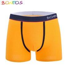 Bonitos marca boxer masculino algodão cuecas boxer shorts cueca boxer boxers masculino cueca boxers