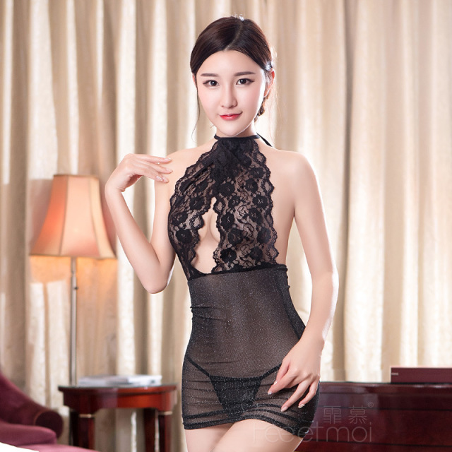 Halter Dress Porn