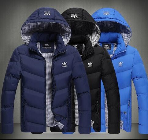 adidas winter jackets for men