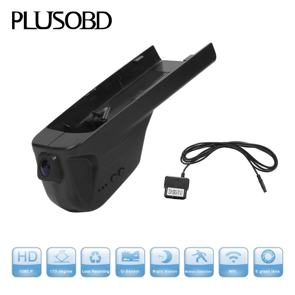 Special Car DVR Camera mirror Auto video Full HD 1080P 170 Degree Wide Angle camera dvrs dash cam blackbox DVR for BMW 1 Series цена
