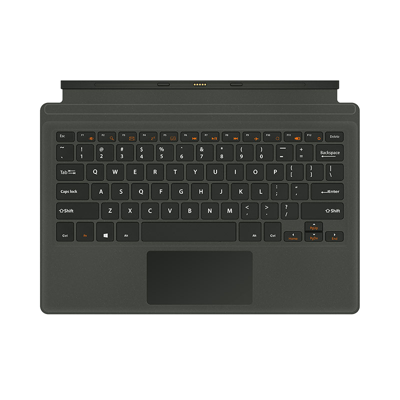все цены на IN STOCK Original Newest Teclast x5 pro Docking keyboard Case only For 12.2 Inch онлайн
