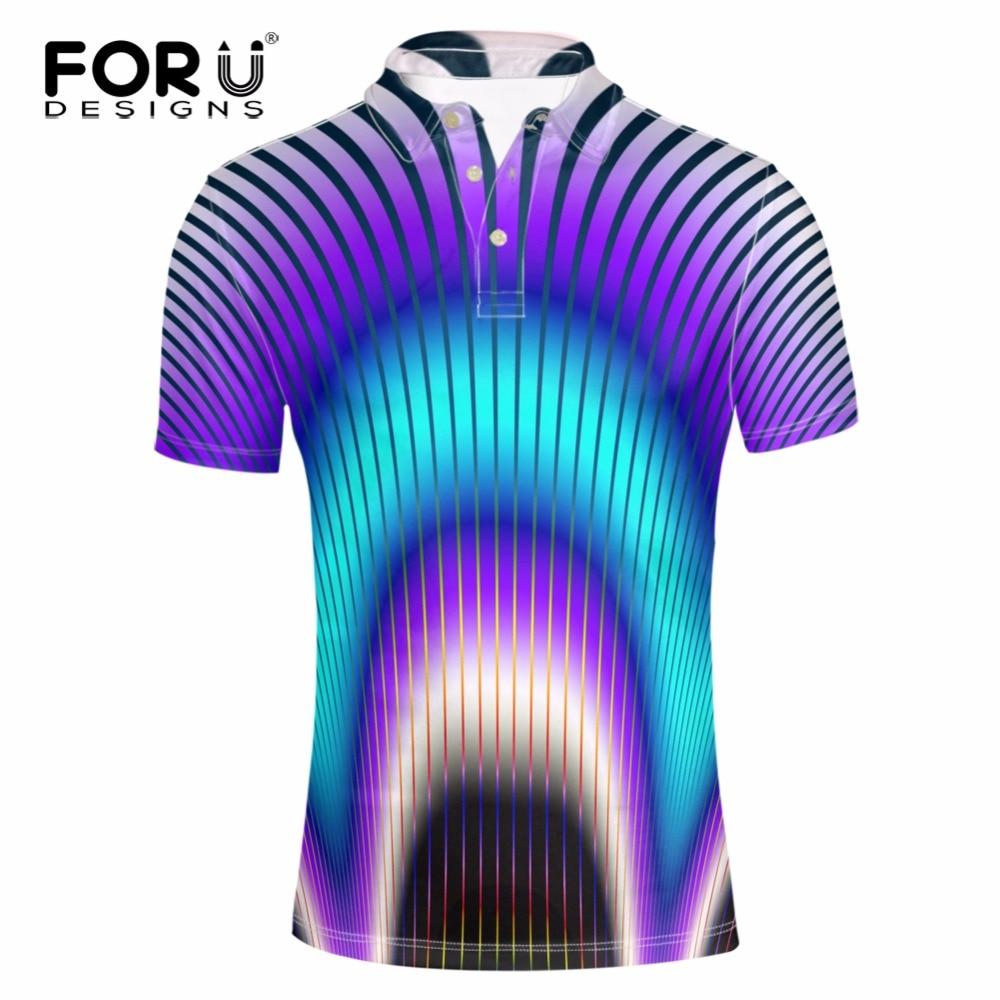 FORUDESIGNS New Fashion Brand font b Men b font font b Polo b font shirt Solid
