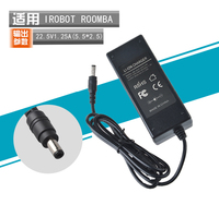 22 5V 1 25A 30W Power Supply Adapter Charger For ROOMBA IROBOT 400 500 600 700