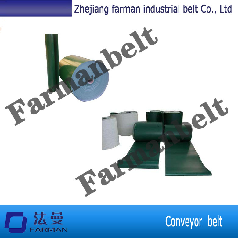 PU conveyor belt / PU round belt / Food grade PU conveyor belt punching holes egg conveyor belt