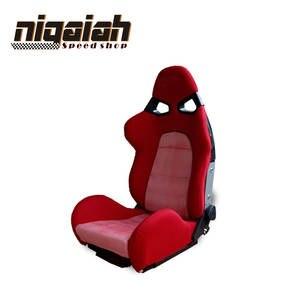 2 PCS LOT Bride OEM Lowmax Cuga VORGA Adjustable Seat Black FRP Red Blue