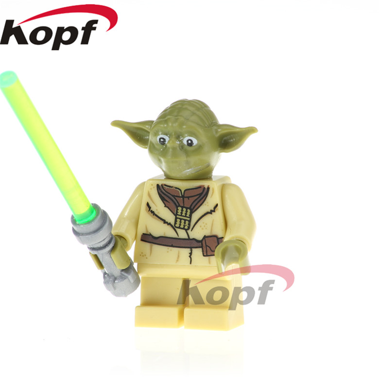 Model Building Well-Educated 50pcs Star Wars Han Solo Luke Skywalker Rebel Pilots Sabine Wren Yoda Special Offer Clone Figure Building Block For Children Toy