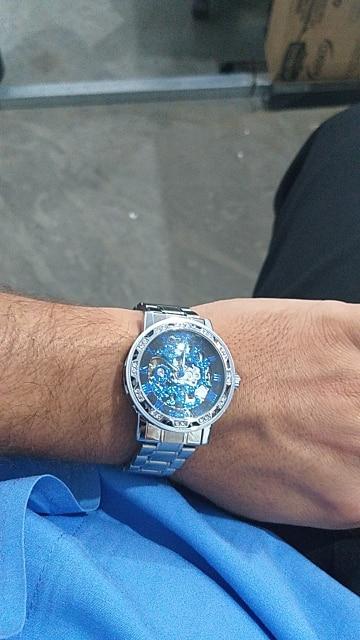HTB1YUr2RNTpK1RjSZFKq6y2wXXa8 Winner Transparent Fashion Diamond Luminous Gear Movement Royal Design Men Top Brand Luxury Male Mechanical Skeleton Wrist Watch