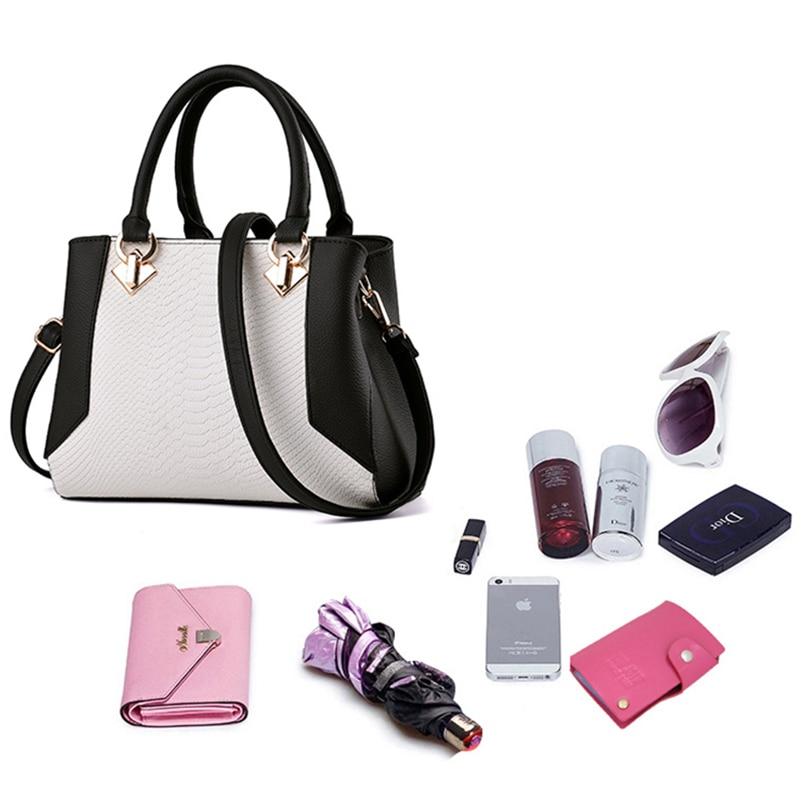 Nevenka Women Handbag PU Leather Bag Zipper Crossbody Bags Lady Bag High Quality Original Design Handbags Top-Handle Bags Tote15