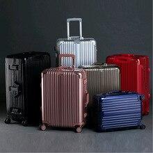 20 INCH 20242629# Rod magnesium alloy, aluminum frame, travelling case, fashion, metal, angle, check box, male, female, un