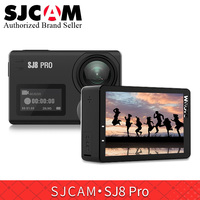 В наличии! Оригинальный SJCAM SJ8 Pro 1290 P 4 К 60fps Сенсорный экран Действие Камера WI FI удаленного Управление Водонепроницаемый Спорт DV шлем cam