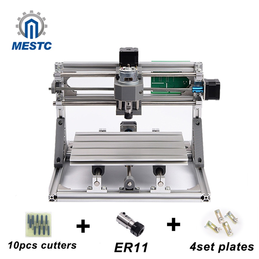 CNC3018 with ER11,diy cnc engraving machine,Pcb Milling Machine,Wood Carving machine,cnc router,cnc 3018,GRBL,best Advanced toys 2020 cnc router pcb milling machine arduino cnc diy wood carving engraving machine pvc engraver grbl wood router fit er11 15w