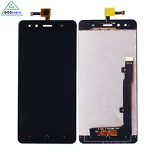 High Quality LCD Display Touch Screen Digitizer Assembly For BQ Aquaris X5 Tested Mobile Phone LCDs Free Tools