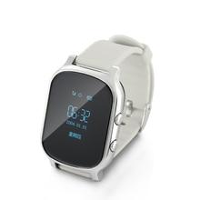 TURNMEON Kid Smartwatch GSM GPS Tracker SIM For Children Smart watch Phone SIM Smart bracelet T58 Children Watch for iOS Android