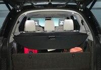자동차 액세서리 리어 부트 트렁크화물 커버 보안 쉴드 그늘 블랙 랜드 로버 디스커버리 5 L462 2017-2018